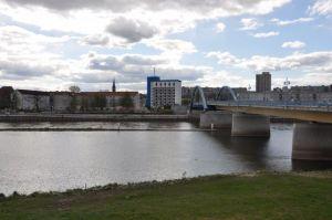 Brug over de Oder, Foto  MK