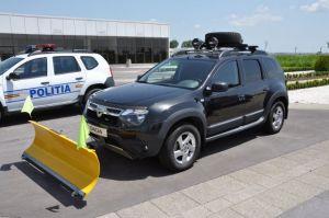 In Roemenie wordt de Dacia voor van alles en nog wat gebruikt, Foto MK