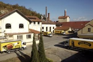 Brouwerij in Cerna Hora van biergroep Pivovary Lobkowicz