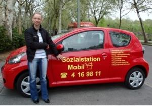 Van dit soort mobiele verplegers voor ouderen barst het in Berlijn
