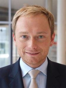 Christian Lindner moet de FDP uit de put trekken