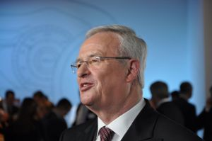 CEO Martin Winterkorn van VW, Foto Maurits Kuypers