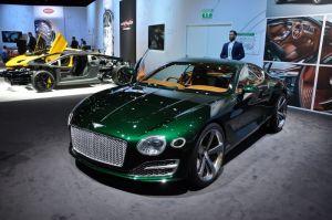 En een Bentley, Foto MK