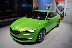 VW wil in China scoren met al zijn merken, ook het in Europa zo succesvolle Skoda, Foto MK