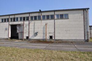 Een van de vele gebouwen waar de varkens vroeger volgemest werden. Foto: MK