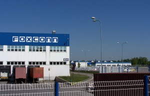 Foxconn in Pardubice