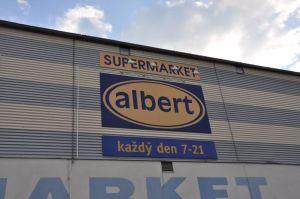 Een van de kleinere Alberts in Praag, Foto MK