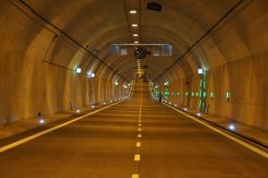 The new tunnel under the Wisla River, Foto MK