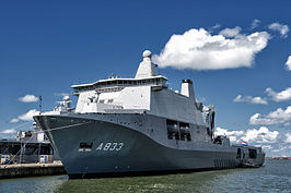 De Karel Doorman, Foto: Wikipedia