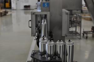 Een van de productielijnen van Den Braven, Foto: MK