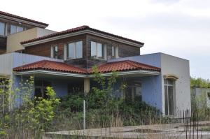 Een van de villa's van het Marina Black Sea Resort