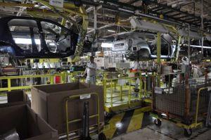Dacia-fabriek (Renault) in Roemenië, Foto MK
