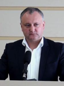 Igor Dodon, Foto Wikipedia